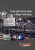 Fiber optic Spring Reels in Stage Technology
